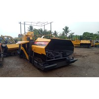 Jual Aspal Finisher MITSUBISHI MF60B 6 Meter Wide Track Type Build Up EX JAPAN! 2