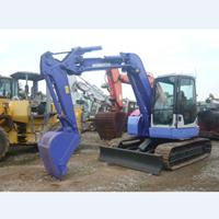 Jual Hydraulic Excavator 2