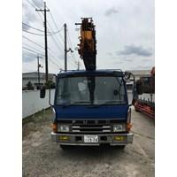 Sell Hydraulic Truck Crane KATO NK75MV Kap 5 Ton EX JAPAN! 2