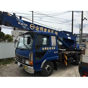 Hydraulic Truck Crane KATO NK75MV Kap 5 Ton EX JAPAN!