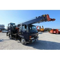 Hydraulic Truck Crane KATO NK75M-V Kap 7 Ton EX JAPAN!