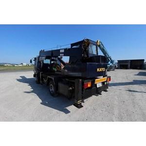 From Hydraulic Truck Crane KATO NK75M-V Kap 7 Ton EX JAPAN! 4