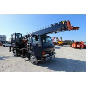 From Hydraulic Truck Crane KATO NK75M-V Kap 7 Ton EX JAPAN! 0