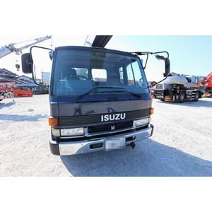 From Hydraulic Truck Crane KATO NK75M-V Kap 7 Ton EX JAPAN! 3