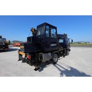From Hydraulic Truck Crane KATO NK75M-V Kap 7 Ton EX JAPAN! 5