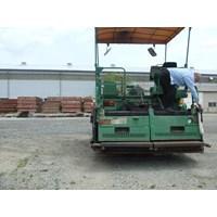 Jual Aspal Finisher NIIGATA NFB6W spec 6 meter wide Wheel Type Build Up EX JAPAN!  2