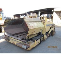Asphalt Finisher MITSUBISHI MF55H spec 4.5 meter wide Track Type Build Up EX JAPAN!