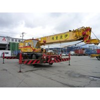 Rough Terrain Crane KATO KR25H-V2 Kap 25 Ton EX JAPAN! 1