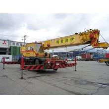 Rough Terrain Crane KATO KR25H-V2 Kap 25 Ton EX JAPAN!