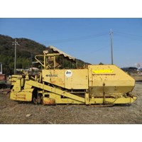Aspal Finisher Sumitomo HA45C 4.5 Meter Wide Track Type EX JAPAN! 1