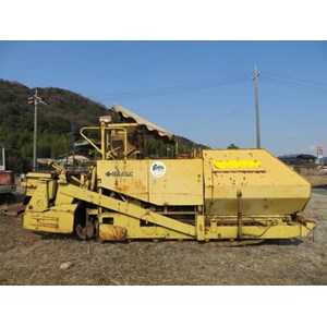 Aspal Finisher Sumitomo HA45C 4.5 Meter Wide Track Type EX JAPAN!