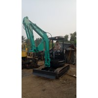 Jual Mini Excavator KOBELCO SK30SR-5 Build Up EX JAPAN!