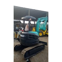 Distributor Mini Excavator KOBELCO SK30SR-5 Build Up EX JAPAN! 3