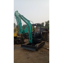 Mini Excavator KOBELCO SK30SR-5 Build Up EX JAPAN!