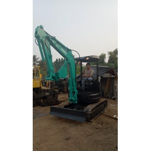 Mini Excavator KOBELCO SK30SR-5 Build Up EX JAPAN!