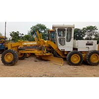 Jual Motor Grader MITSUBISHI MG330 Build Up EX JAPAN!