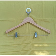Hanger Anti Theft Ring Hotel Cross Pinch-Hanger
