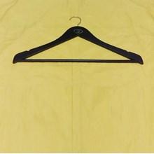 Hanger Kayu Palang Kayu Bulat Kepala Hook-Gantungan Baju Dari Kayu