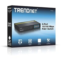 Jual Switch Network Trendnet Tpe-T80h 2