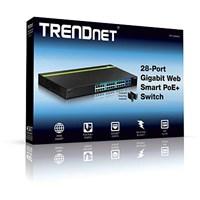 Jual Switch Network Trendnet Tpe-2840Ws(Poe+) 2