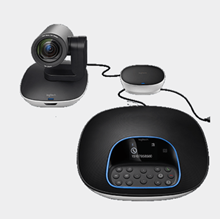 Webcam Logitech Group