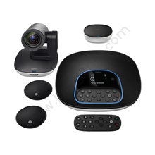 Video Conference Logitech Group
