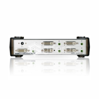 DVI/Audio Splitter 4-pot VS164 ATEN