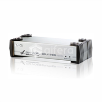 Jual DVI/Audio Splitter 4-pot VS164 ATEN 2