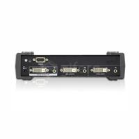 Distributor DVI Dual Link/Audio Splitter 2-Port VS172 ATEN 3