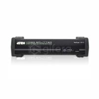 Jual DVI Dual Link/Audio Splitter 2-Port VS172 ATEN 2