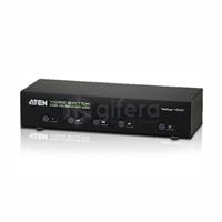 Jual VGA/Audio Switch 4-Port VS0401 ATEN