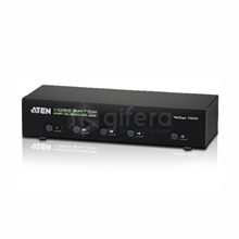 VGA/Audio Switch 4-Port VS0401 ATEN