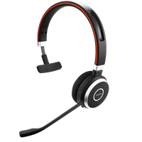 Distributor Office Headset Evolve 65 Jabra 3