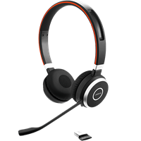 Jual Office Headset Evolve 65 Jabra