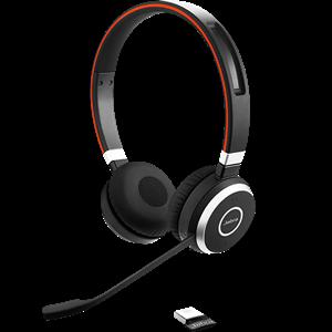 Office Headset Evolve 65 Jabra