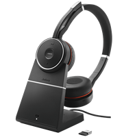 Office Headset Evolve 75 Jabra 1