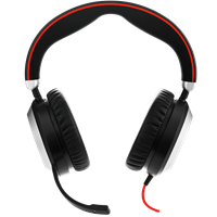 Distributor Office Headset Evolve 80 Jabra 3
