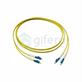 Kabel Fiber Optik Patch Cord LC-LC Singlemode 9/125um Netviel