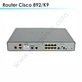 Router Cisco 892/K9