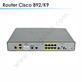 Router Cisco 892/K9