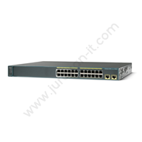 Switch Cisco WS-C2960-24TT-L (Refurbish)