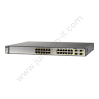 Switch Cisco WS-C3750-24TS-S