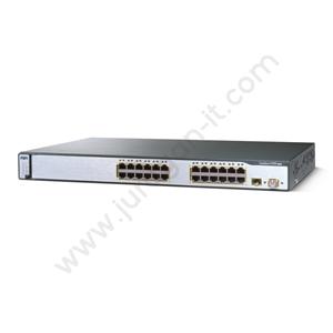 Switch Cisco WS-C3750-24TS-E