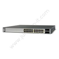 Switch Cisco WS-C3750E-24TD-S