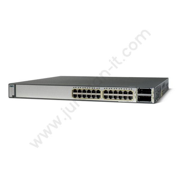 Switch Cisco WS-C3750E-24TD-S