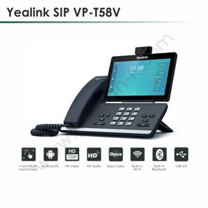 Video Phone Yealink SIP-T58V