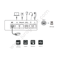 Jual  IP Phone Yealink SIP-T29G 2