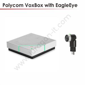 Polycom VoxBox Speakerphone With EagleEye Mini Camera