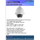CCTV PTZ HIKVISION DS-2DE4425W-2DE 1