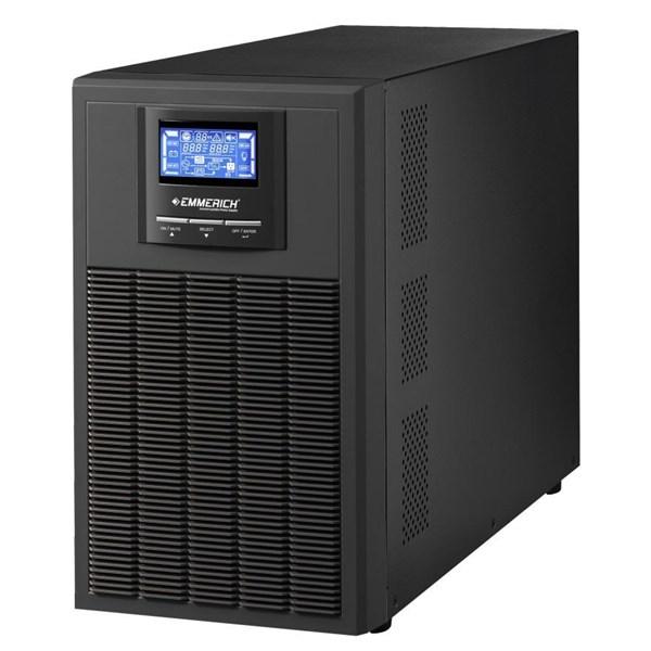 EMMERICH UPS Compact Pro ER 10 Backup Time 8-10 Minutes CMP10ER